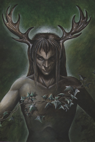 """Herne the Hunter"" by Marc Potts"