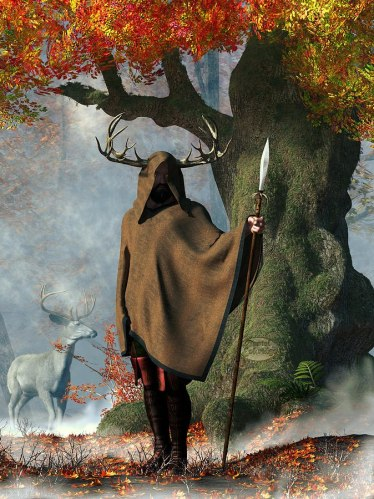 Herne the Hunter by Daniel  Eskridge