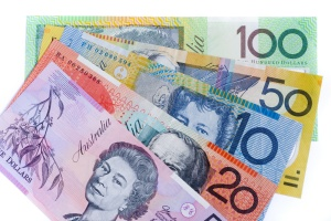 Australian note currency.