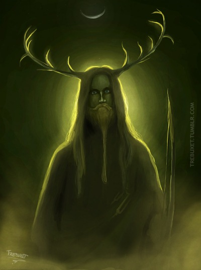 Herne the Hunter by Trebuxet @ dA