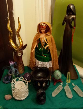 druid altar